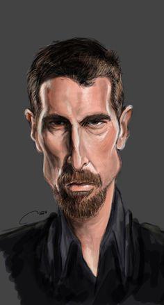 Christian Bale by jupa1128.deviantart.com