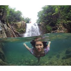 "Every week, we look back and highlight some of our favorite emerging voices across the globe — like this photo captured on the island of Java by Rendi Thanthawi (@rerendii) while exploring waterfalls. ""I love the clear water, the beautiful scenery and the amazing bright day,"" Rendi says.  Photo by @"