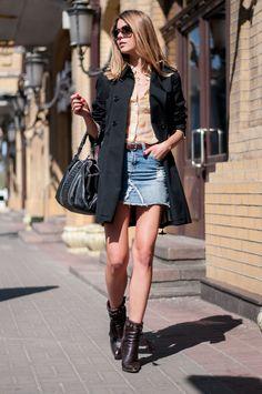 svetlana shashkova spotted on the street