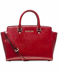 Red All Handbags - Macy's