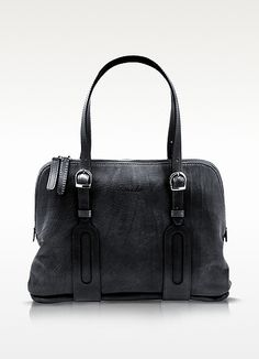 Pineider Small  - Women's Nappa Leather Shoulder Bag