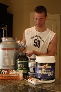 The Best Supplements for Hard Gainers!
