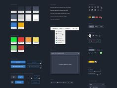BeFunky Photo Editor UI KIT by Rouli Willow