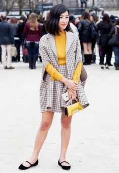 How to Look Put Together and Polished in a Casual Office via @WhoWhatWearUK
