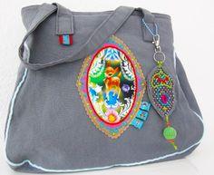 farbenmix-taschenspieler-3-kurventasche-tasce-aus-canvas-leinen-naehen-schnittmuster-fotoanleitung Backpacks, Inspiration, Fashion, Totes, Bags, Sew Simple, Travel Tote, Bags Sewing, Linen Fabric