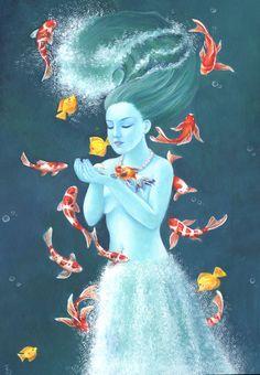 AstroSpirit / Pisces ♓ / Water / by Irene Owens