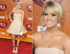Carrie Underwood In Maria Lucia Hohan – 2011 American Country Awards