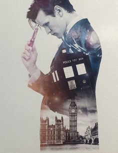I've been missing Eleven lately. Love Twelve but, even though he was far from my first, and David Tennant is an all time fave in anything,Eleven is MY Doctor.