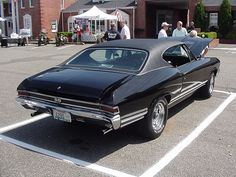 1968 Chevelle SS