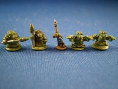 Microworld Games 6mm - from their Viking range of miniatures | 6mm