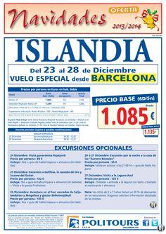 ISLANDIA Navidades salida vuelo especial 23/12 dsd Barcelona ( 6d/5n) p.f. 1.135€ ultimo minuto - http://zocotours.com/islandia-navidades-salida-vuelo-especial-2312-dsd-barcelona-6d5n-p-f-1-135e-ultimo-minuto-2/