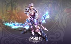 Aion Female Ranger of the game