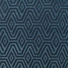 Upholstery fabric / for curtains / patterned / Trevira CS® - MODERN ILLUSION - DEDAR