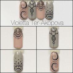 Идеи дизайна ногтей - фото,видео,уроки,маникюр!  http://miascollection.com