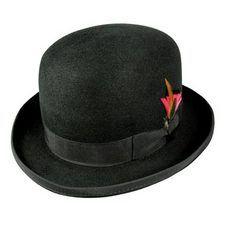 39c18f6c15547 Jason Fur Felt Derby Jaxon Hats