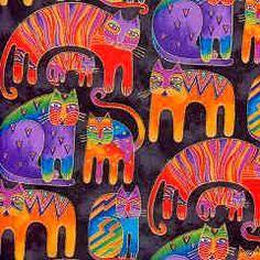 Kindergarten Art Class: ΓΑΤΕΣ ΤΗΣ LAUREL BURCH