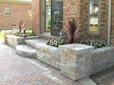 Brick Paver Patio Design Ideas, Pictures, Remodel and Decor