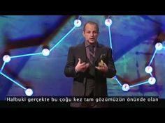 """Apollo Robbins TED Konuşması """"Zihin Oyunları"""" Altyazılı"""