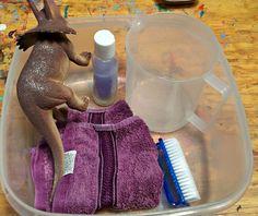 Montessori Nature: DIY Montessori Inspired Activities and Games for 3 - 5 year olds.