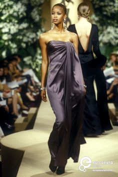 Yves Saint Laurent, Autumn-Winter 1997, Couture on www.europeanafashion.eu
