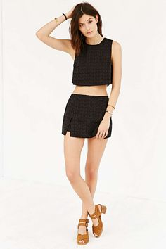 Cooperative Cindy Short - Urban Outfitters