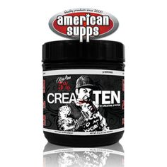 Rich Piana 5% Nutrition Crea-Ten 231 g #preworkout #Supplements #Fitness #Workout #Health #Bodybuilding #Nutrition #Exercise #Muscle #Gym #PostWorkout #Vitamins #Protein #Fit #WeightLoss #Energy #Smoothie #richpiana #Creatine #MuscleBuilding #Bodybuilder