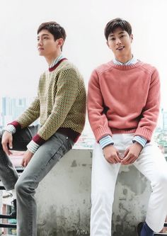 Yunho and Changmin TVXQ ^^
