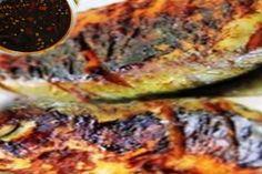 Resep ikan kembung bakar lengkap dengan sambal kecap. Inilah resep cara membuat masakan ikan kembung bakar komplit dengan pelengkap sambal kecap, rasanya enak, maknyus, dan mudah cara membuatnya - Resep Masakan Indonesia - Indonesian Food Recipes - Indonesian cuisine