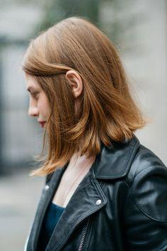 On the street: biker jackets