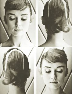 Beautiful picture of Audrey!