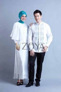 Katalog Busana Muslim Couple Zoya Terbaru