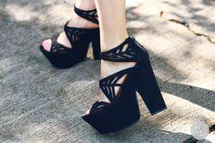 Everyone needs their black heels