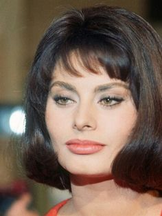 Young Sophie Loren