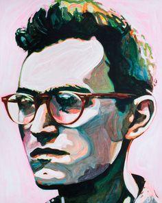 Greg Hart portrait.