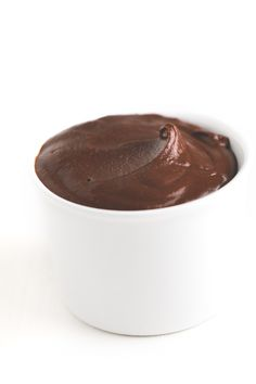 Mousse de batata y cacao baja en grasa - La batata da mucho juego en la repostería baja en grasa y se pueden preparar recetas tan ricas como esta mousse de cacao.