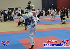 Perfil de exigencias táctico del taekwondo competitivo.