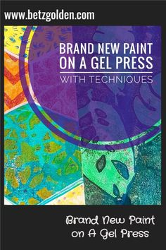 A brand new paint just hit the market! Join me as I play in my art journal with it and show you a few fun techniques. This paint is a gorgeous acrylic chalk paint with a matter finish. It is vibrant and works beautifully with stencils.