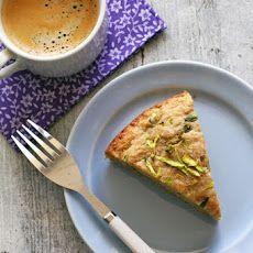 Karina's Gluten-Free Zucchini Quinoa Breakfast Cake