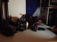 All figures and vehicles