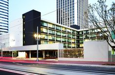 Sixth Avenue. Hotel Modera. Beauty in the heart of downtown Portland. By Hotelied.