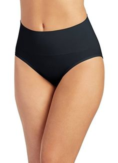 Switch out your ratty, worn-out undies for seamless high-waisted briefs that look and feel as if you're not actually wearing them.