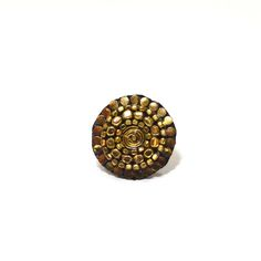 Gold Gilded Sphere Ring, $16. Make a statement with this fair trade ring! Handmade by artists in India, this ring is sure to stand out and is the perfect accessory to any outfit.