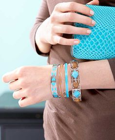 Stretch Bracelets or 3-Pc. Bangle Sets|LTD Commodities