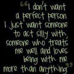 ...I want my Mr. Right :)