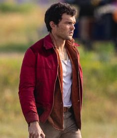 Brave New World, Shirt Style, Cotton Fabric, Leather Jacket, Red, Jackets, Shirts, Color, Fashion
