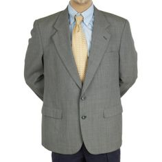 Christian Dior Blazer Jacket 44 R Mens Wool Monsieur Houndstooth Single Vent