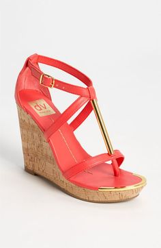Ready for spring? This wedge is. (DV by Dolce Vita) #Nordstrom