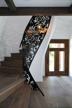 Foyer to Grand Staircase by Domaen LTD