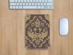 """Das edle Design """"Retro Revival""""  - ein Hauch Barock für dein iPad Mini und viele weitere Tablets. #retro #designfolie #ipadmini #barock"""