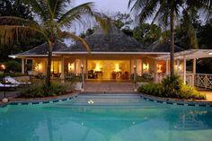 Villa Plantana, at Sandals Royal Plantation, Ocho Rios Jamaica